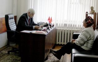О приеме граждан по личным вопросам депутатом Белгородской областной Думы Шевляковым Валерием Алексеевичем