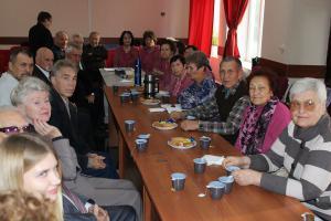 Белгородское региональное отделение «Надежда России» чествует пожилых людей