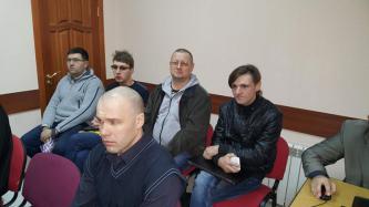 Актив Белгородской городской парторганизации провёл торжественное собрание, посвящённое 100-летию Великого Октября