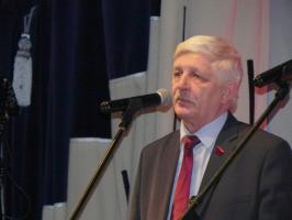 В Белгороде прошёл праздничный концерт, посвящённый 100-летию Октябрьской революции