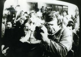 Виктор Василенко: ПРЕСС-ЦЕНТР повесть о Московском кинофестивале