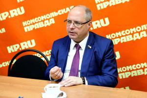 Сергей Гаврилов: «Увеличение финансирования  социально ориентированных НКО – наша общая победа»