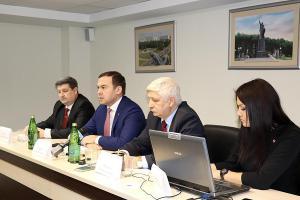 Юрий Афонин в Белгороде: «Дети нынешних начальников не должны быть начальниками наших детей»