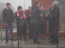 В Шебекино идет революционный призыв в КПРФ