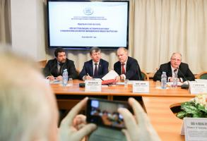 В Государственной думе обсудили исторический опыт Революции 1917 года и перспективы развития гражданского общества