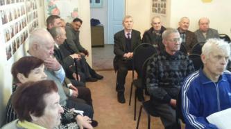 В Губкине прошёл Пленнум Комитета местнеого отделения КПРФ