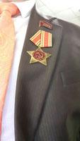 Лидер Старооскольских коммунистов С.Г. Панов, награждён высшим партийным орденом КПРФ