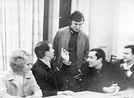 Виктор Василенко: я вспоминаю. Встреча с Вячеславом Тихоновым – урок журналистики