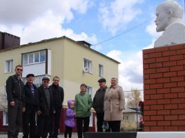 Новоосколькие коммунисты отметили день рождения В.И. Ленина