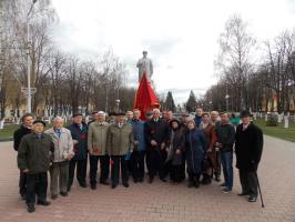 Владимир Чернов – вновь первый