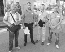 Жители отдалённых сёл Чернянского района присоединились к протесту против пенсионной реформы