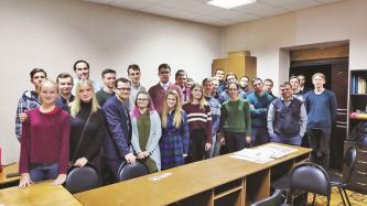 Белгородские комсомольцы подвели итоги работы