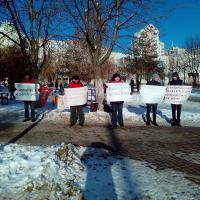 Против пенсионной реформы – в Москве и Белгороде