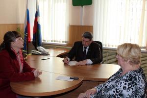 Станислав Панов: прием граждан в Валуйках