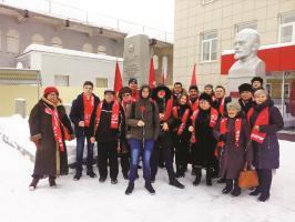 Жить по-ленински…
