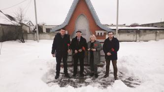 Белгородская Хатынь. Мы – помним.