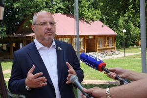 Сергей Гаврилов: О здоровом обществе судят по его отношению к старикам и детям