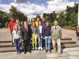 Коммунисты Белгорода отпраздновали день освобождения города
