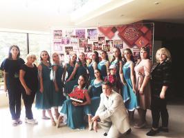 Белгородцы на «Земле талантов»