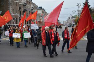 Белгородская область отметила годовщину Великого Октября