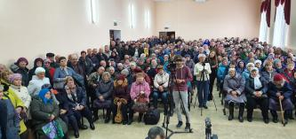 Жители села Роговатое продолжают борьбу